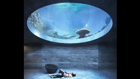 Basel Aquarium Crossley Architects
