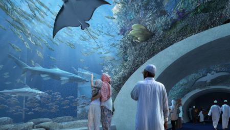 Crossley Architects Oman Aquarium