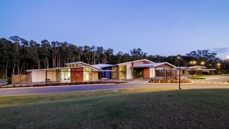 Gregson and Weight Chapel Complex Maroochydore Crossley Architects